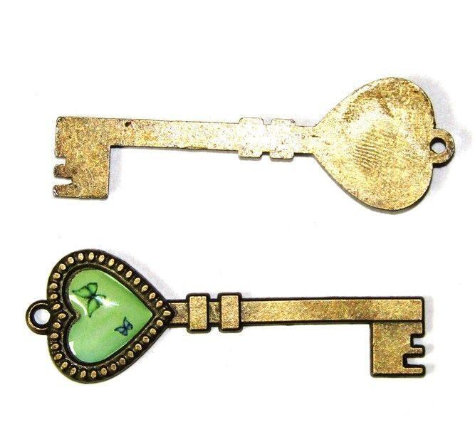 Ключ для буратино своими руками 63