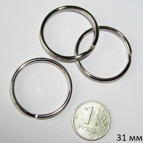заводное кольцо для ключей купить