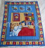"Хлопок - купон ""Мишка Паддингтон"" Quilting Treasures"